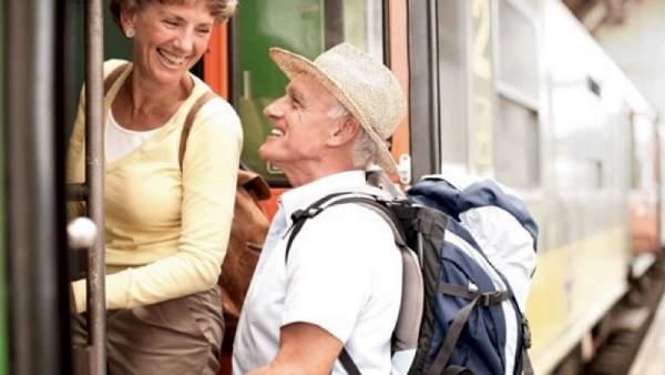 Interrail para mayores