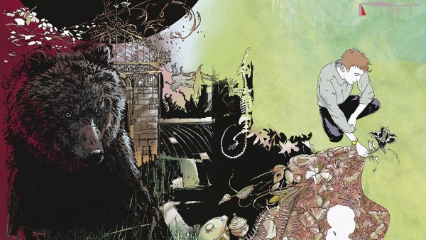 "Alison Sampson - ""Genesis 3"""
