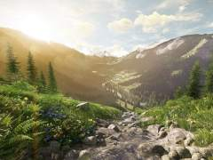 Amazon lanza gratis Lumberyard, su nuevo motor gráfico