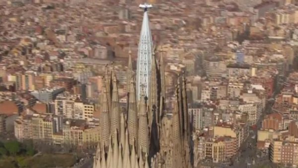 Así será la Sagrada Familia en 2026