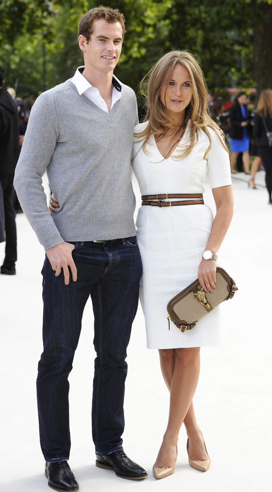 el tenista andy murray y su esposa kim sears se convierten en padres de una ni a. Black Bedroom Furniture Sets. Home Design Ideas