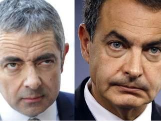 Mr. Bean - José Luis Rodríguez Zapatero