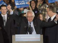 Bernie Sanders golea a Hillary Clinton en las primarias de New Hampshire