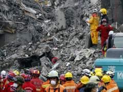 Aumenta a 44 la cifra de muertos por el terremoto de Taiwán