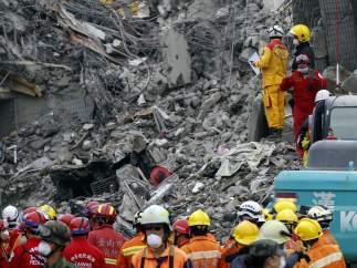 Terremoto Taiwán