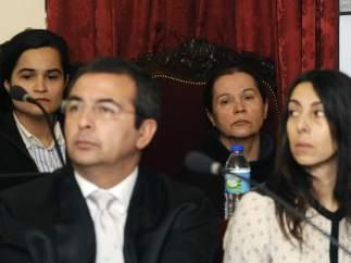 Decimocuarta jornada juicio Isabel Carrasco