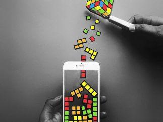 'Rubik-Tetris'