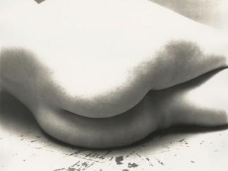 IRVING PENN - Nude No. 55, New York, c. 1949-1950