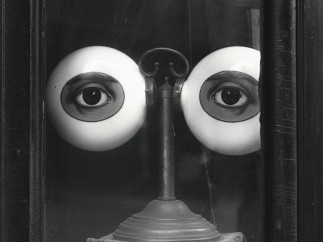 IRVING PENN - Optician's Shop Window (B), New York, 1939