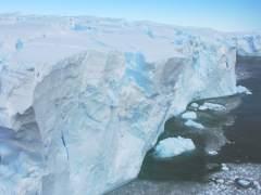 Alertan de que el dique de seguridad de la Antártida está en peligro