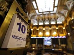 El Ibex-35 rebota un 2,7% y se anota la segunda mayor subida del año