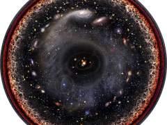 Mapa logarítmico de todo el universo