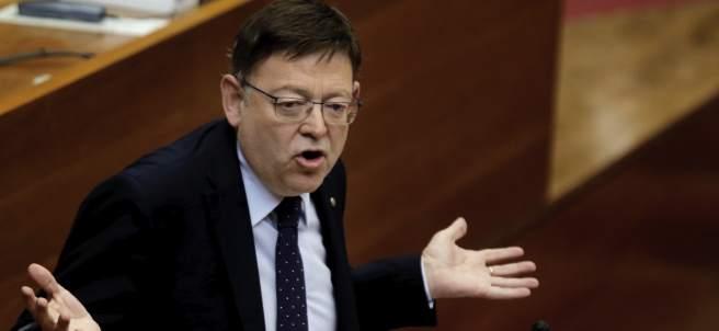 Puig reprocha al PP que no pida perdón por la corrupción