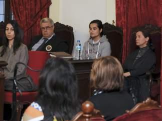 Juicio por la muerte de Isabel Carrasco