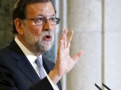 Rajoy admite que España incumplió en 2015 el objetivo de déficit público: -4,5%, tres décimas más