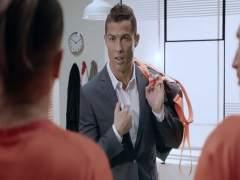 Cristiano, estrella de un anuncio en Israel, objetivo de las críticas palestinas
