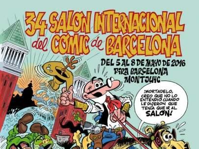 34 Salón del cómic de Barcelona