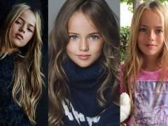 'La niña más bella del mundo' logra su primer gran contrato