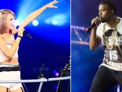 """Kanye West la lía con su rap: """"Taylor y yo podemos tener sexo"""""""