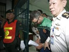 La Policía tailandesa encuentra sangre de Bernat en casa de Segarra