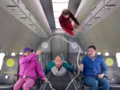 'OK Go' asombra con un videoclip en gravedad 0