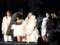 Lamar Odom en la Semana de la Moda
