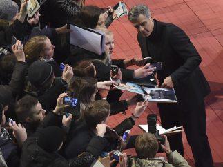 'Selfie' con los fans