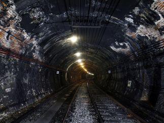 Obras de mejora en el metro de Madrid