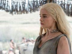 Daenerys se une al rodaje de 'Juego de Tronos' en Zumaia
