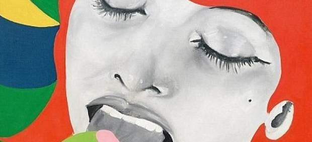 Facebook censura el cuadro de una mujer comiendo helado del Museo de Arte de Philadelphia