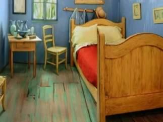 Ahora puedes dormir en la famosa habitación de Van Gogh por menos de 9 euros