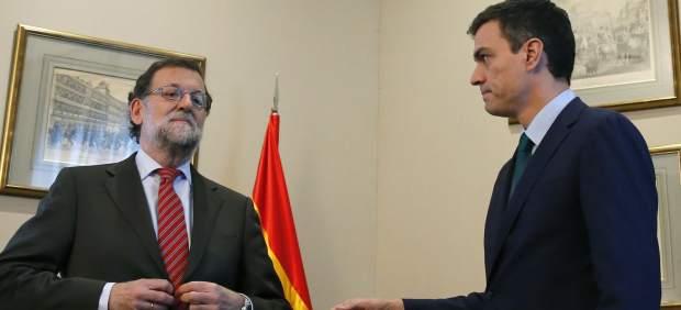 Mariano Rajoy rectifica y acepta un debate a cuatro en campaña con Sánchez, Iglesias y Rivera