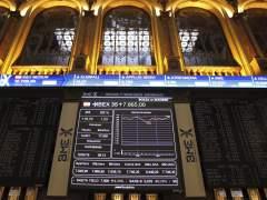 El IBEX 35 cierra la semana con pérdidas del 6,81 %