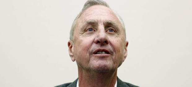 """Cruyff anuncia que mejora de su cáncer en su primer comunicado en tres meses: """"Voy ganando 2-0"""""""