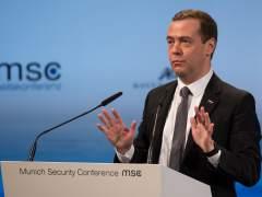 Medvedev critica a la OTAN y compara la actualidad con la Guerra Fría