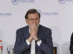 """Rajoy, tras verse con Sánchez: """"Podrá ser presidente, pero no podrá gobernar"""""""