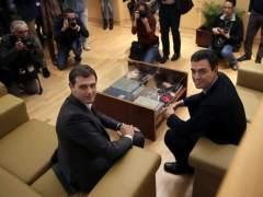 El PSOE intensificará la próxima semana sus reuniones con los partidos