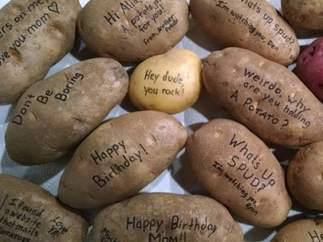 Patatas de amor