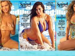 Una modelo de tallas grandes, en la portada de 'Sports Illustrated'