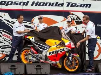 Nueva moto