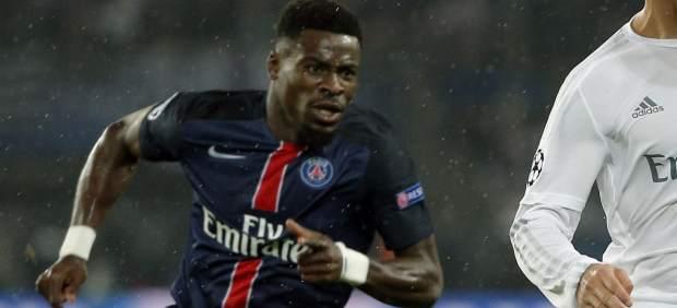 Arrestan al futbolista del PSG Serge Aurier por un altercado a altas horas de la noche en París