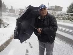 El frío, el viento y la nieve dominarán la península