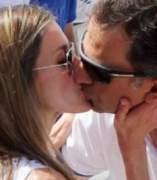 Los besos de película de la Reina