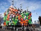 La arquitectura más colorida del mundo