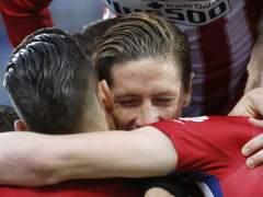 Un gol de Torres le da al Atleti un triunfo vital en Getafe