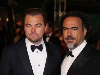 DiCaprio y González Iñárritu