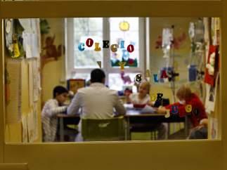 Colegio del hospital Niño Jesús