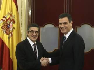 Dudas en el PSOE