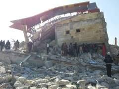 Al menos 25 muertos en bombardeos aéreos en Siria que han alcanzado un hospital