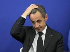 Sarkozy, bajo custodia policial por presunta financiación ilegal de su campaña en 2007